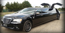 10 Seater Limousines Melbourne