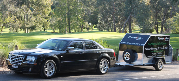 Limo hire Melbourne Golf Tour