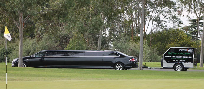 Limo Golf Tours