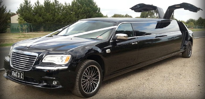 Chrysler 300C Limousine - The Perfect Ride for Any Occasion